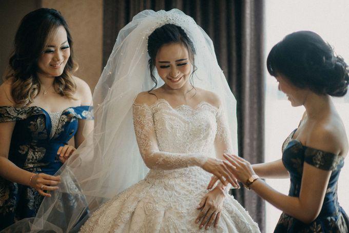 HENDRA & JENNY WEDDING by DHIKA by MA Fotografia - 009