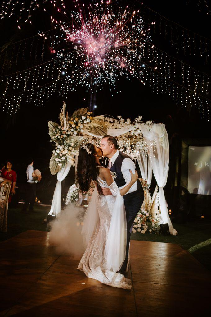 Kiyomi & James Wedding by Delapan Bali Event & Wedding - 041