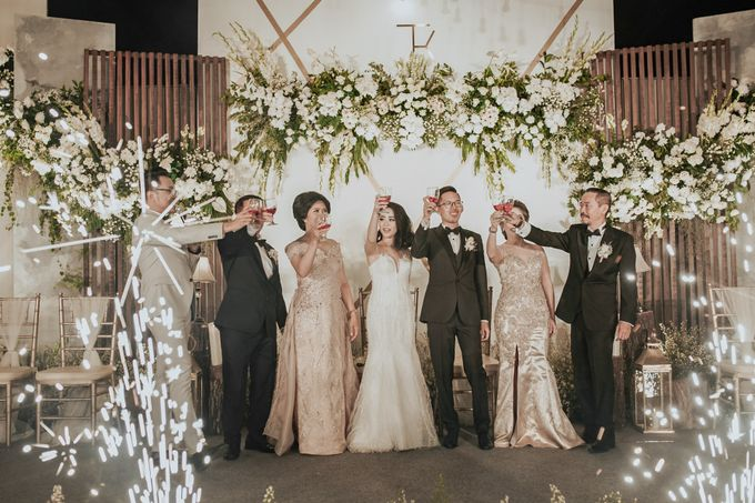 The Wedding of Tommy Kintami by Elior Design - 012