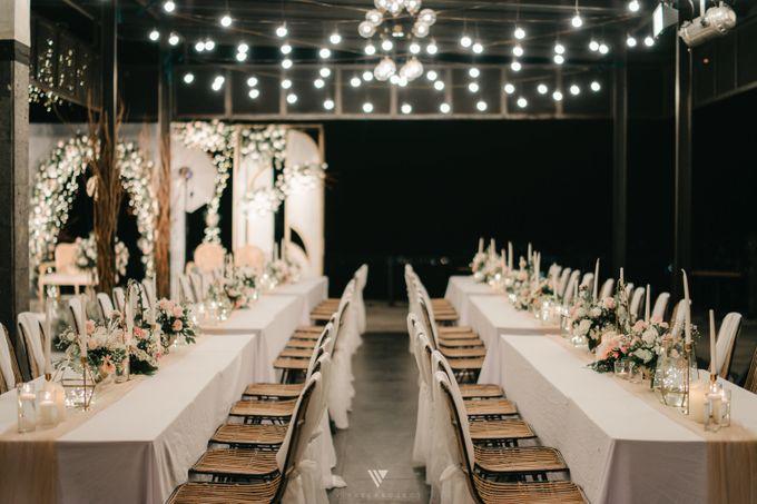 The Wedding of Novilia & Didik by Elior Design - 006