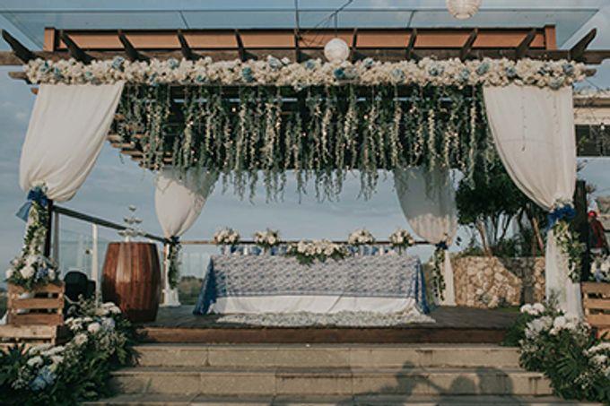 Wedding of Michael & Yasinta by Nika di Bali - 009