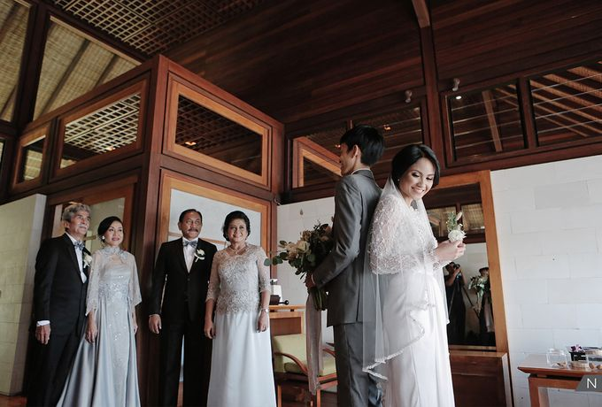 Billy & Rachel Wedding by Wong Hang Distinguished Tailor - 009