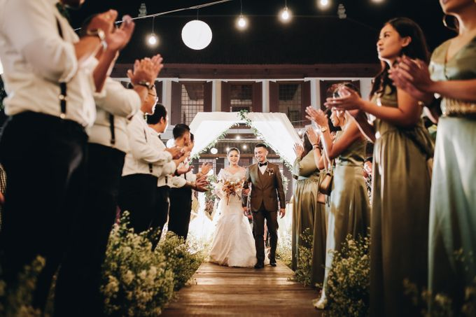 The Wedding of Fira & Jordan by Elior Design - 016
