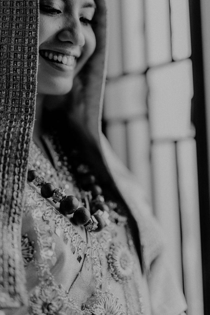 Fachrul & Dela Wedding by AKSA Creative - 009