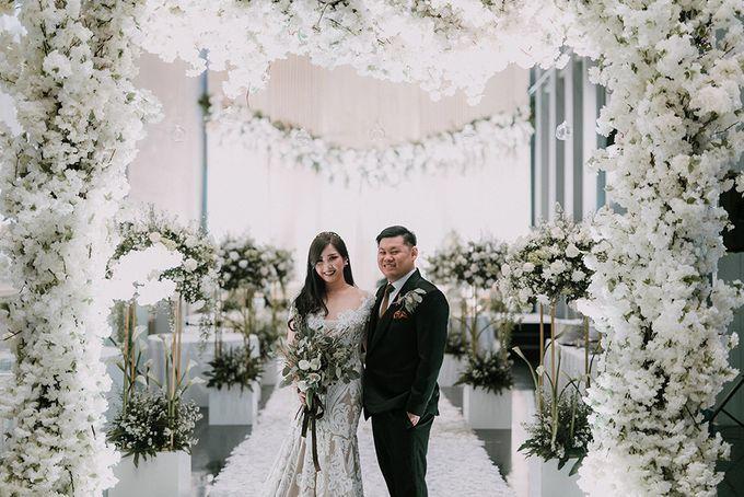 Wedding of Robert & Michelle by La'SEINE Function Hall - 009