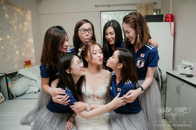 Actual Day by Cang Ai Wedding - 027