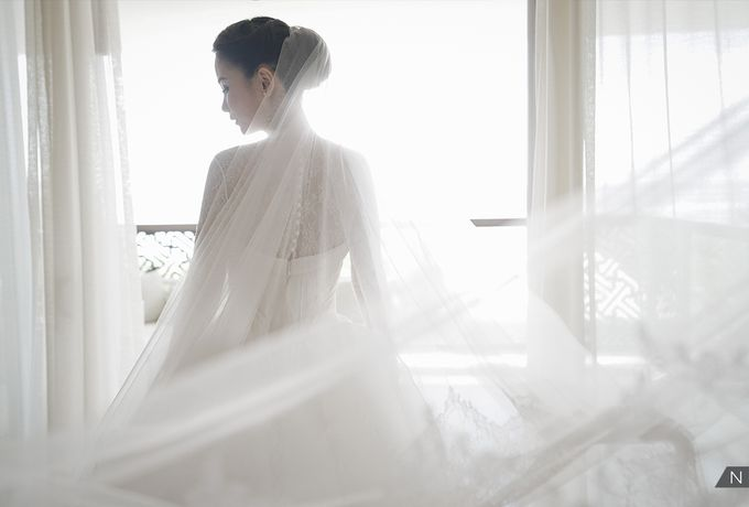 Dion Wiyoko & Fiona Wedding by Djampiro Band Bali - 009