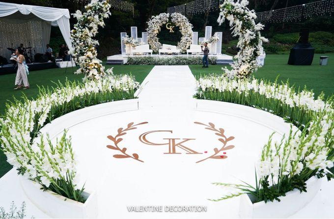 Grady & Kezia Wedding Decoration by Valentine Wedding Decoration - 009