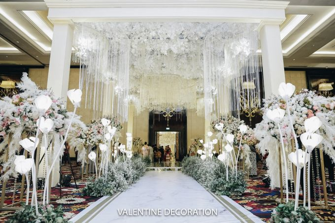 Ary & Dita  Wedding Decoration by MY MUSE BY YOFI - 009