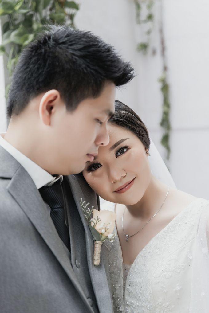 Benny & Sara's Wedding by Mandarin Oriental, Jakarta - 006