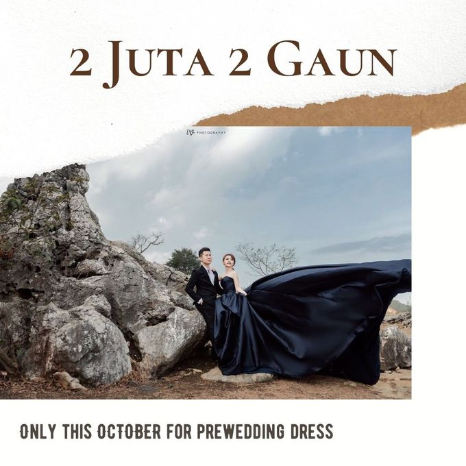 2 juta 2 Gown (Promo October) by iLook ( Makeup & Couture ) - 009