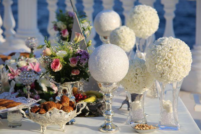Persian wedding of Bahar & Andreas by Wedding City Antalya - 009