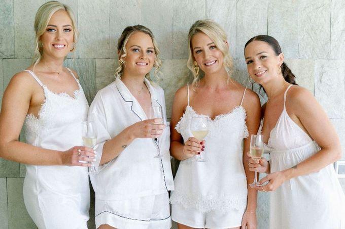 Brooke & Khalid Wedding by Bali Brides Wedding Planner - 009