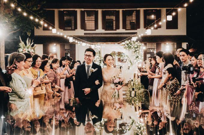 The Wedding of Randy & Rulin by Elior Design - 012
