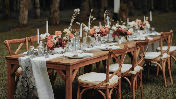 The Wedding of Nysha and Fariz by Elior Design - 022