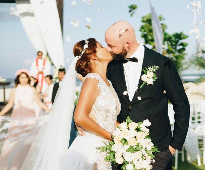Wedding of Susan & Richard by Mata Zoe - 005