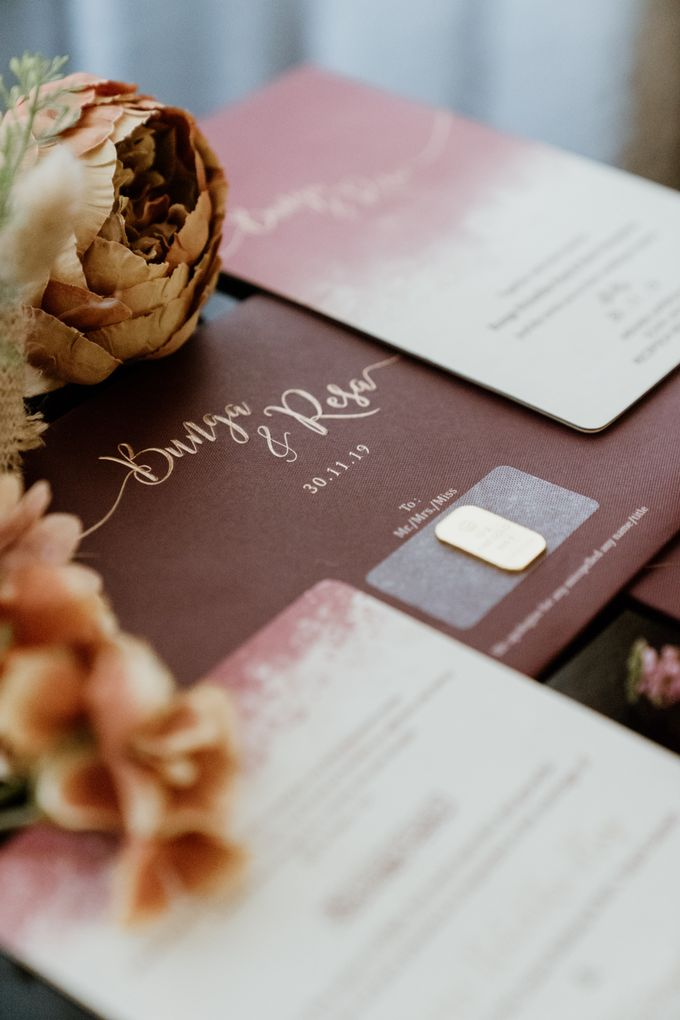 Resa & Bunga Wedding by AKSA Creative - 008
