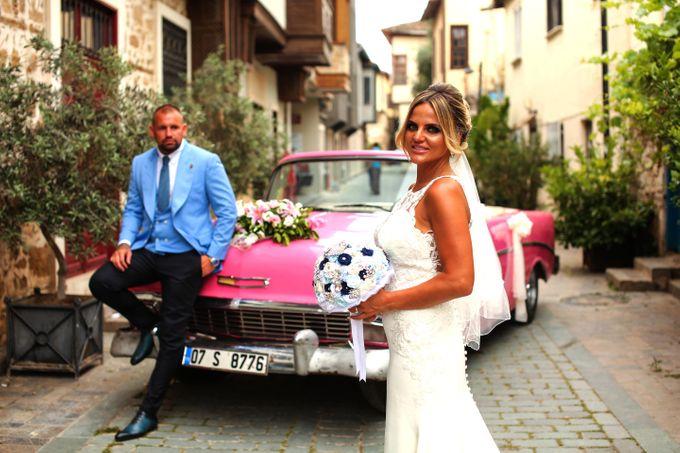 Mica & Ross British wedding by Wedding City Antalya - 009