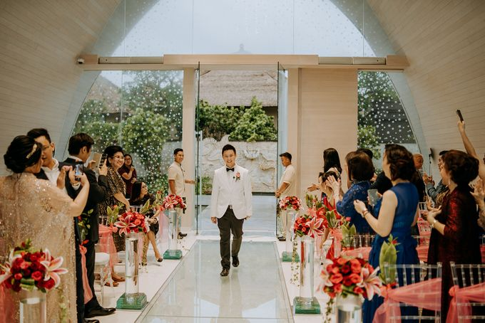 Wedding of Warren & Jennifer by Nika di Bali - 013