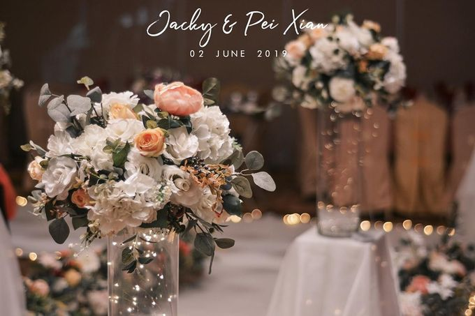 The Wedding of Jacky & Pei Xian by FW Event Pro - 009