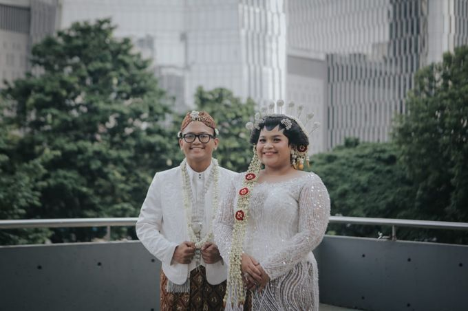 Uty & Akbar Wedding by HIS LIPI by Alfabet Catering - 004
