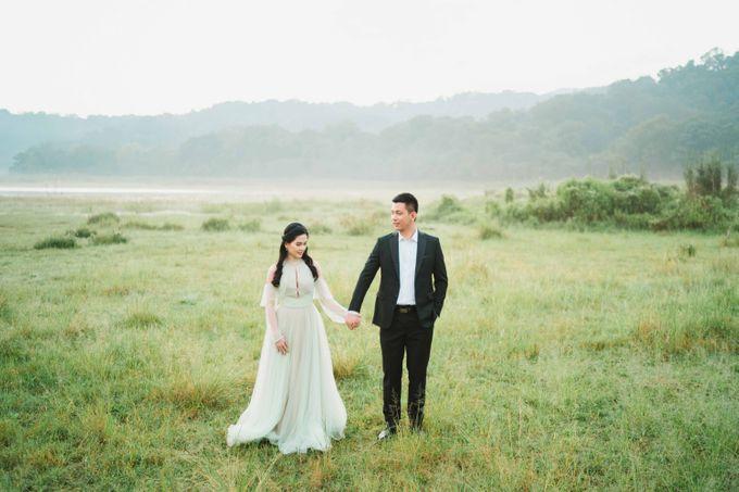 Bali Prewedding Olivia & Akim by StayBright - 001
