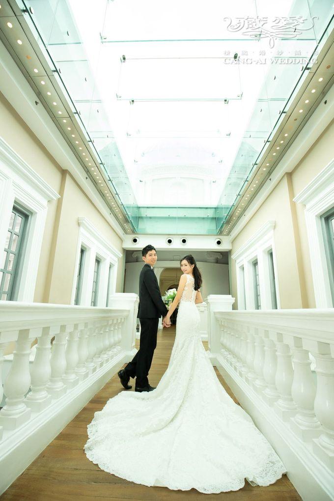 Elegance by Cang Ai Wedding - 003