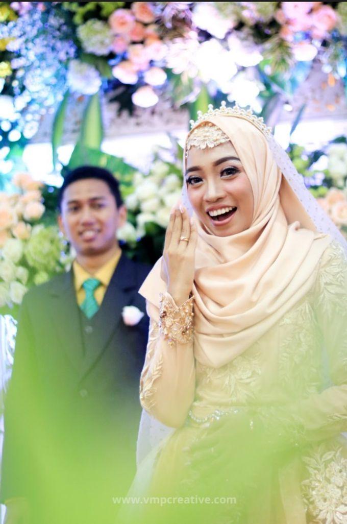 Wedding Irsita Trisiyana Pramudhita & Bondan Aji Prabowo by VMP Creative - 010