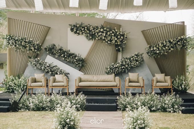 The Wedding of Muthia & Hary by Elior Design - 001