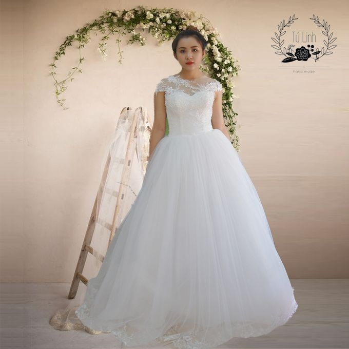 Wedding Dress In Your Dream by Tu Linh Boutique - 005