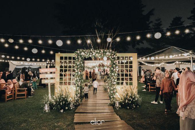 Wes Anderson Wedding Theme of of Nazura & Ichsan by Elior Design - 011