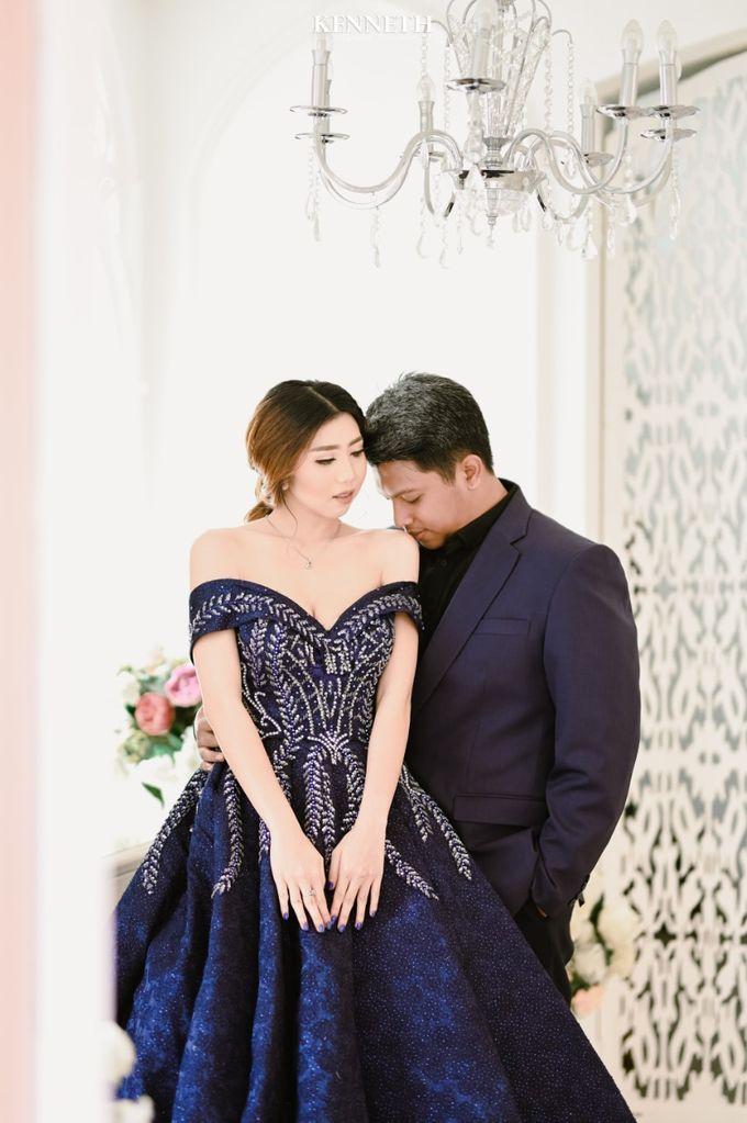 Prewedding of Daniel & Silvi by Khayim Beshafa One Stop Wedding - 006