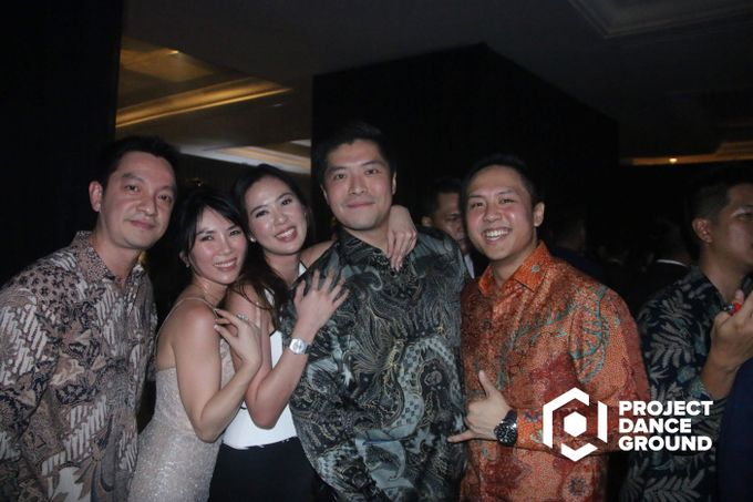 Victor Susantyo & Laura Hasjim Wedding Afterparty by Project Dance Ground - 001
