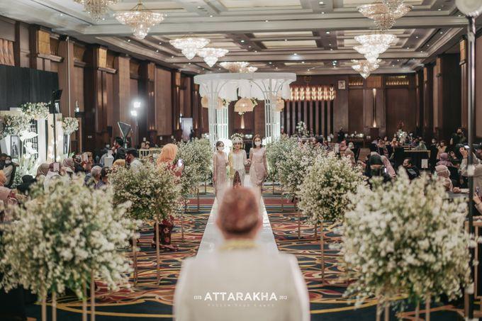 The Wedding of Avi and Farhan by Elior Design - 007