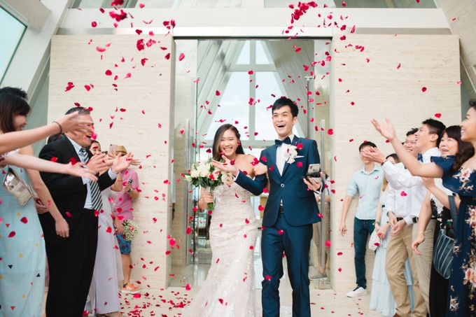 The Wedding of Denise & Samuel by Bali Eve Wedding & Event Planner - 009