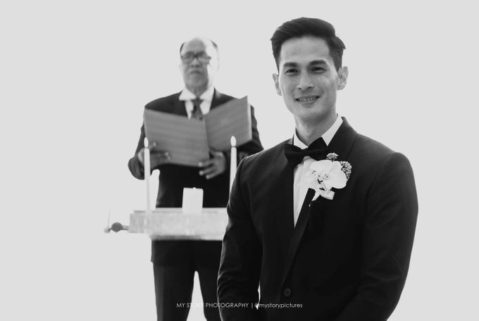 Wedding - Hans Monique by My Story Photography & Video - 007
