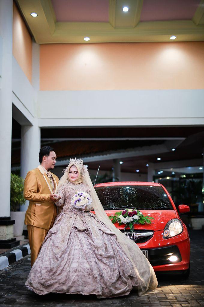 Wedding of Amrina & Farid by Rashdan Planner - 015