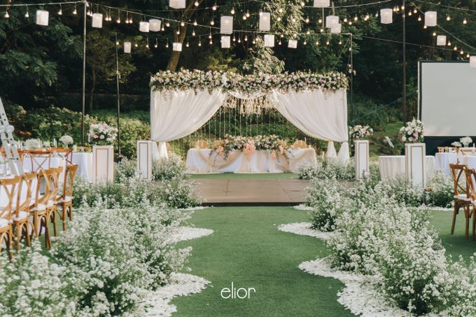 The Wedding of Raymond & Michelle by Elior Design - 008