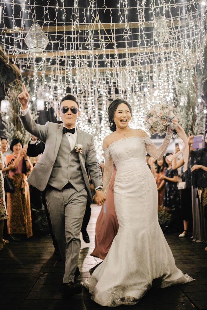 The Wedding of Stephan & Gabby by Elior Design - 010