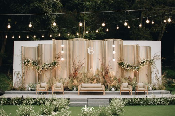 The Wedding of Budiman and Eunike by Elior Design - 014