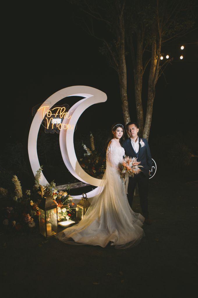 The Wedding of Hansen and Nerisa by Elior Design - 003