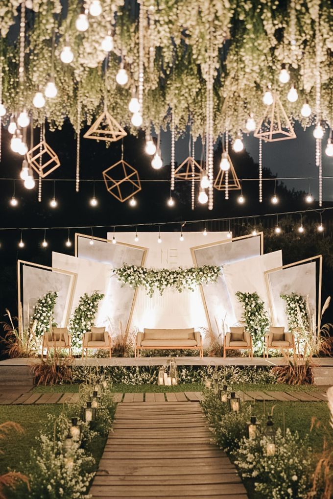 The Wedding of Nico & Evelyn by Elior Design - 004