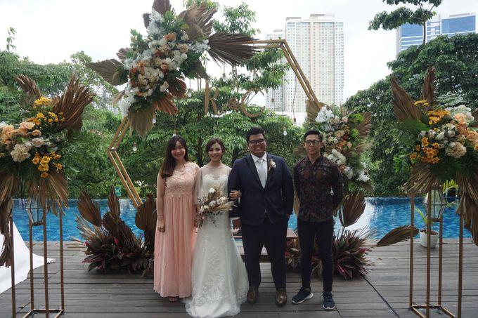 The Wedding Of Ricky Fajar Adiputra & Chika Octavia by ID Organizer - 010