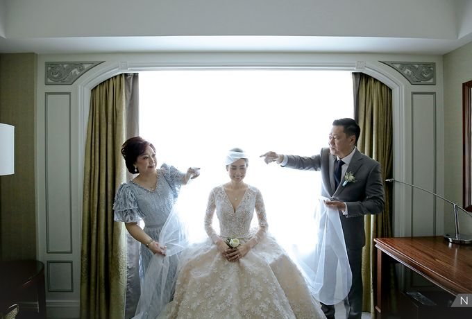 Felix & Hanna Wedding by Yogie Pratama - 009