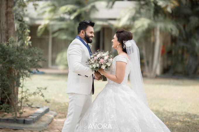 My Amazing Green Wedding by Hilton Colombo - 001