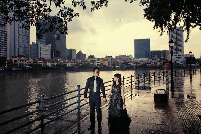 Prewedding Session of Dwipa&Silvia by Okeii Photography - 002