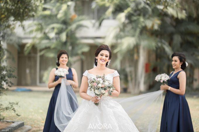 My Amazing Green Wedding by Hilton Colombo - 005