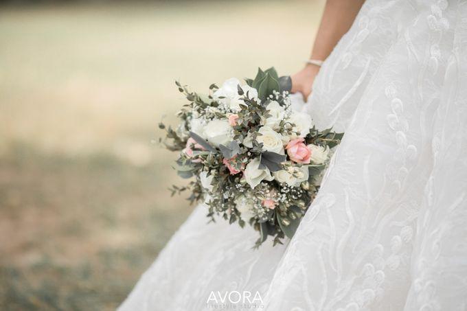 My Amazing Green Wedding by Hilton Colombo - 012