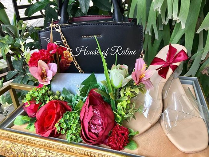 Red Roses by House of Raline Wedding Hampers - 004