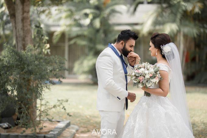My Amazing Green Wedding by Hilton Colombo - 013
